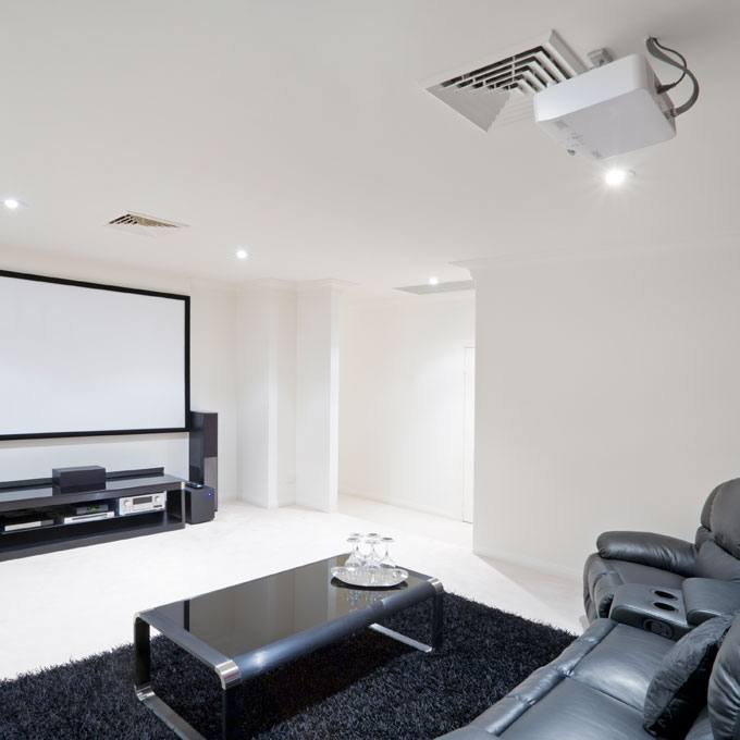 First Reflection Audio Video Home Theater 1